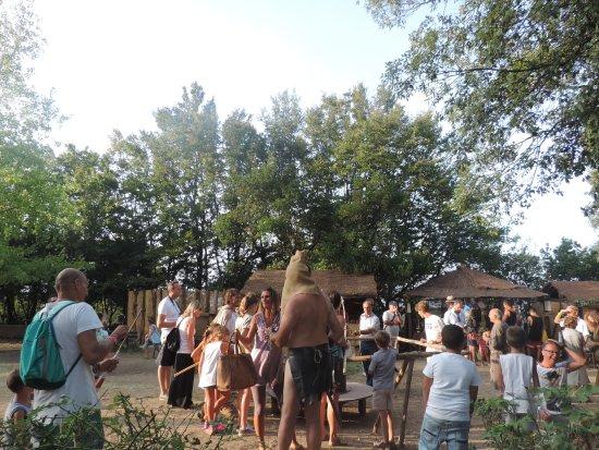 Parco Archeologico: Fiesta en Volterra