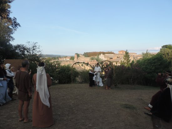 Parco Archeologico: Fiesta en el parque arqueologico