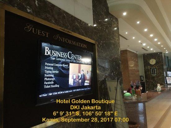 Golden Boutique Hotel Angkasa: photo0.jpg