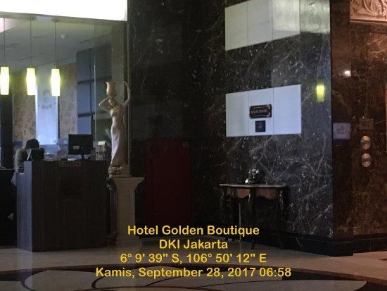 Golden Boutique Hotel Angkasa: photo2.jpg