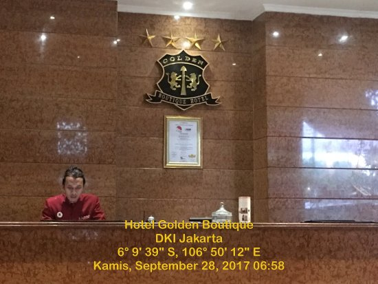 Golden Boutique Hotel Angkasa: photo4.jpg