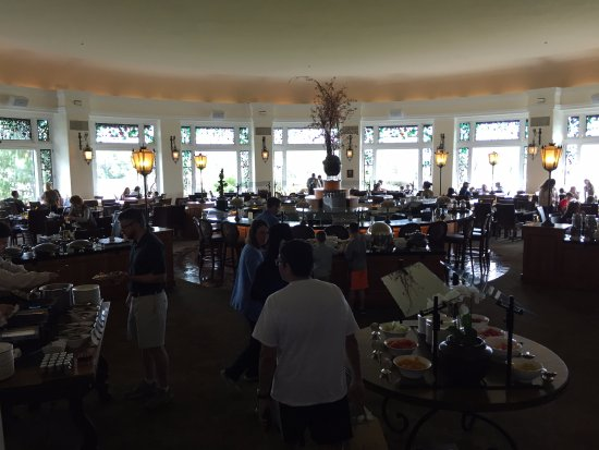 The Circular Restaurant At Breakfast Picture Of The Hotel Hershey Hershey Tripadvisor