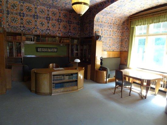 Jugendstil Buro Picture Of Hohenhof Hagen Tripadvisor