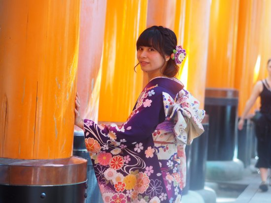 Kimono Rental Kyoto Aiwafuku Fushimi Inari 2019 All You Need To