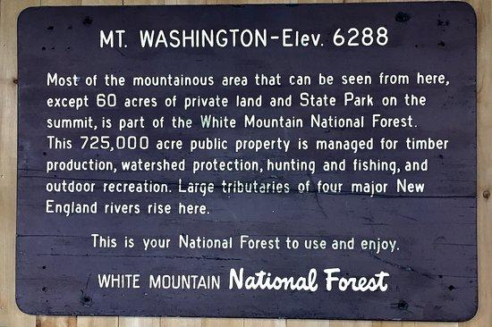Mount Washington, Nueva Hampshire: photo6.jpg