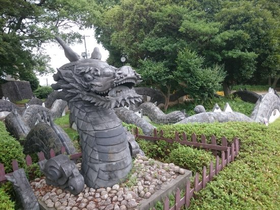 Giant Dragon of Takabire Park