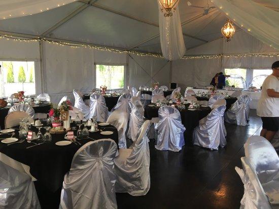 Amazing Wedding Venue and Staff