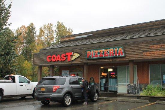 Coast Pizza: yummy