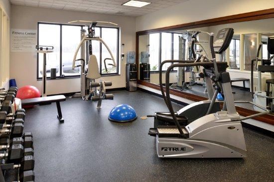 กรีนฟิลด์, อินเดียน่า: Fitness Center