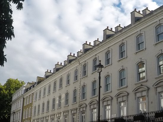 Hotel Indigo London-Paddington: Vista externa do hotel