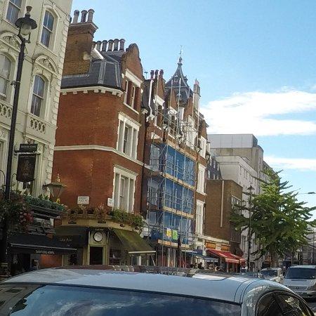 Hotel Indigo London-Paddington: Vista London Street