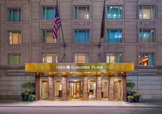 Omni Berkshire Place Hotel New York