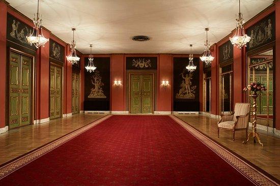 Grand Hotel: Vapensalen