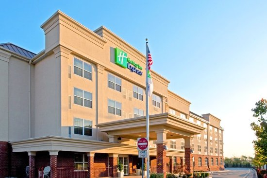 Holiday Inn Express Woodbridge Welcome To Our Newly Transformed Nj Hotel