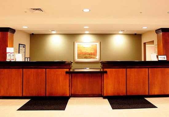 South Boston, VA: Front Desk