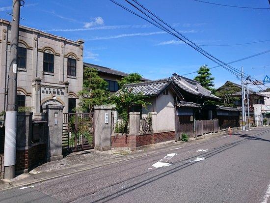 Kiyosujuku Honjin Remains