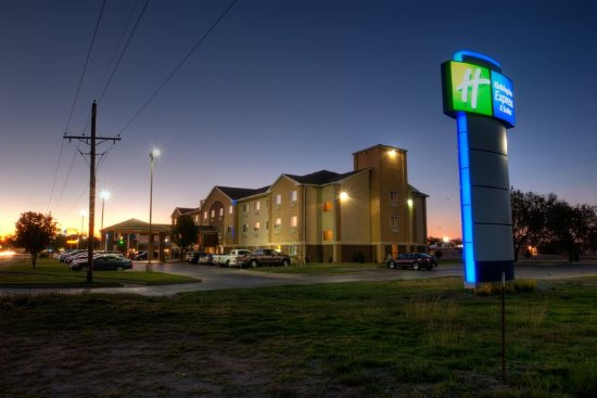 Holiday Inn Express Canyon: Welcome
