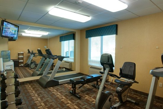 Holiday Inn Express Canyon: Gym