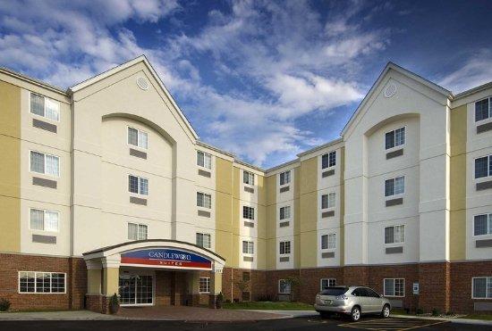Candlewood Suites Plano-Frisco: Hotel Exterior
