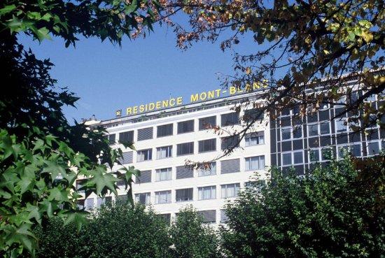 Adagio Geneve Mont Blanc: Exterior