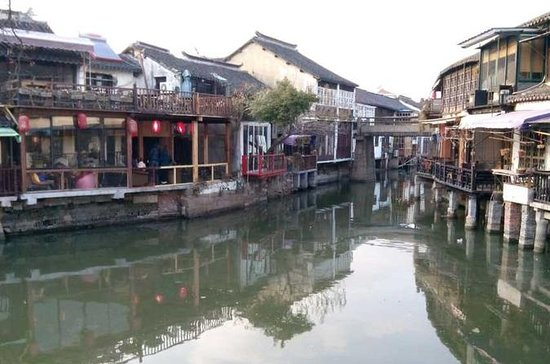 Private Zhujiajiao Tour to Water Town...