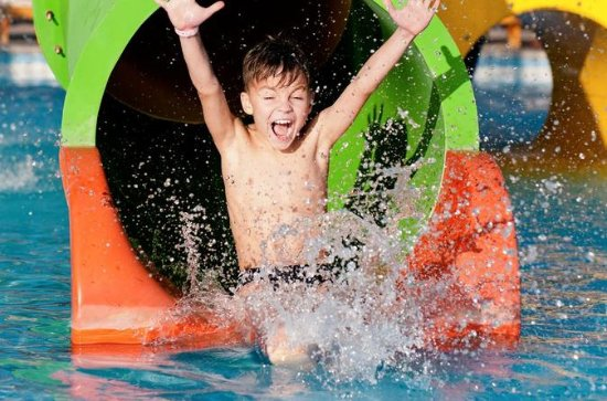 Adaland Aquapark with Transfers from ...