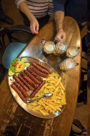 Tour privato della città con barbecue