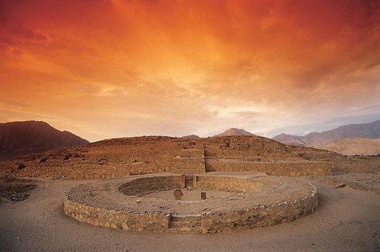 Tour privé de Caral de Lima