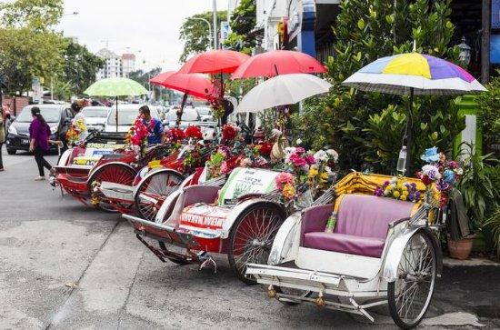 Penang Tour Georgetowns Hidden Gems via Bicycle