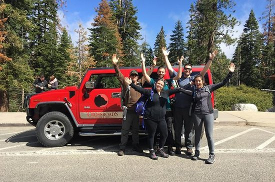 Hummer 4 X 4 Tour of Yosemite