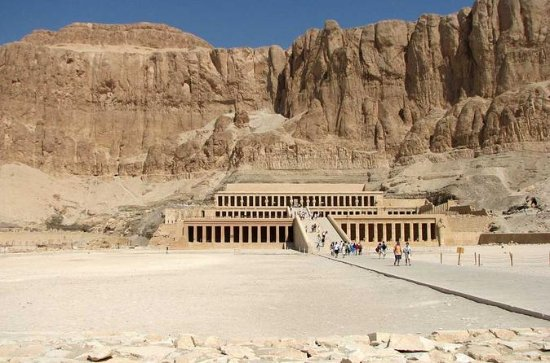 Privat tur til Luxor West Bank grave