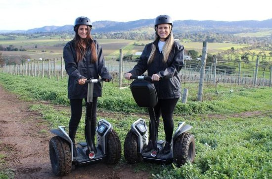 Balgownie Segway Vineyard Tour: 60-minutes
