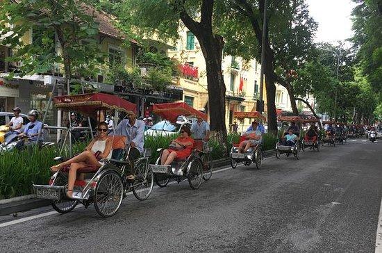 Amazing Hanoi Sightseeing Cyclo Tour...