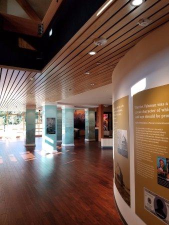 Oxford, MD: Visit National Parks - Harriet Tubman Underground Railroad Visitor Center (28.1 mi)