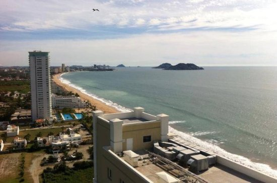 Mazatlan sightseeing och shopping ...