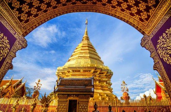 Excursão pela cidade e templo de...
