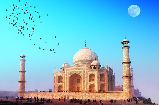 Taj Mahal One Day Tour From Delhi By Car