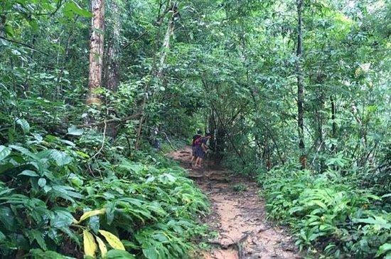 Trekking ved Monk Trail Hidden Temple...