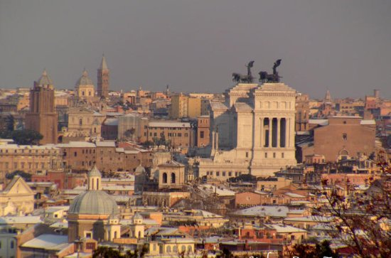 Semi-private Bike Tour Rome in 1 Day