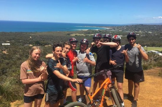 Great Ocean Road - Surfcoast Mountain Bike Tour