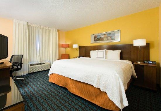 Orangeburg, Νότια Καρολίνα: King Guest Room