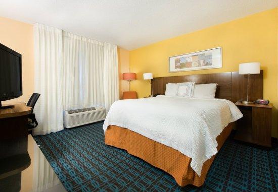 Orangeburg, Νότια Καρολίνα: Queen Guest Room