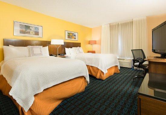 Orangeburg, Νότια Καρολίνα: Double/Double Guest Room