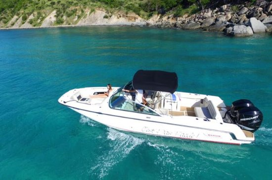 Anguilla Private boat charter full...