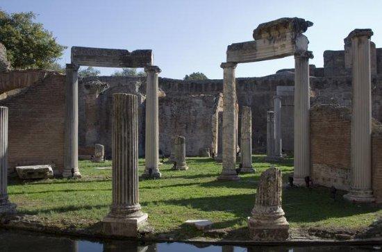 Roma Dagstur til Tivolis villaer