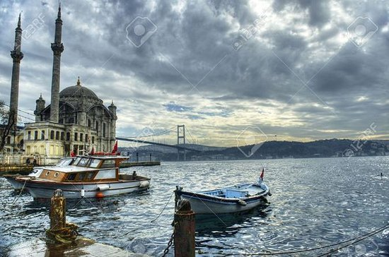 Istanbul Boat Cruise Cable Car to...