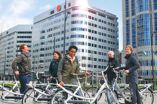 Visite privée de Rotterdam à vélo