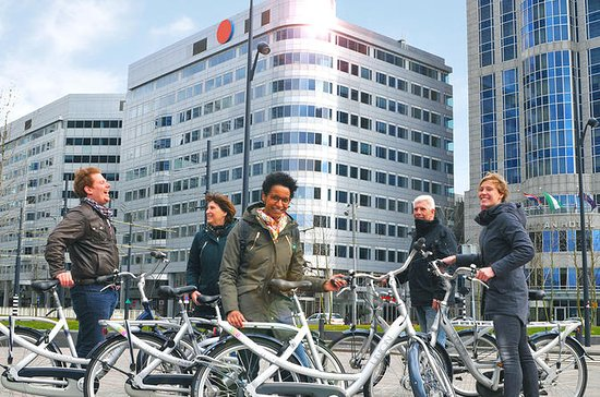 Privé fietstocht door Rotterdam