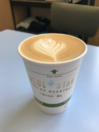 Blue Star Coffee Roasters: Yum!