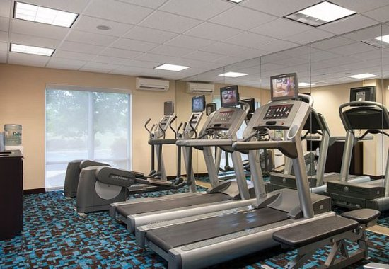 Elizabeth City, Carolina del Nord: Fitness Center